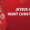 Joyeux Noël / Merry Christmas !
