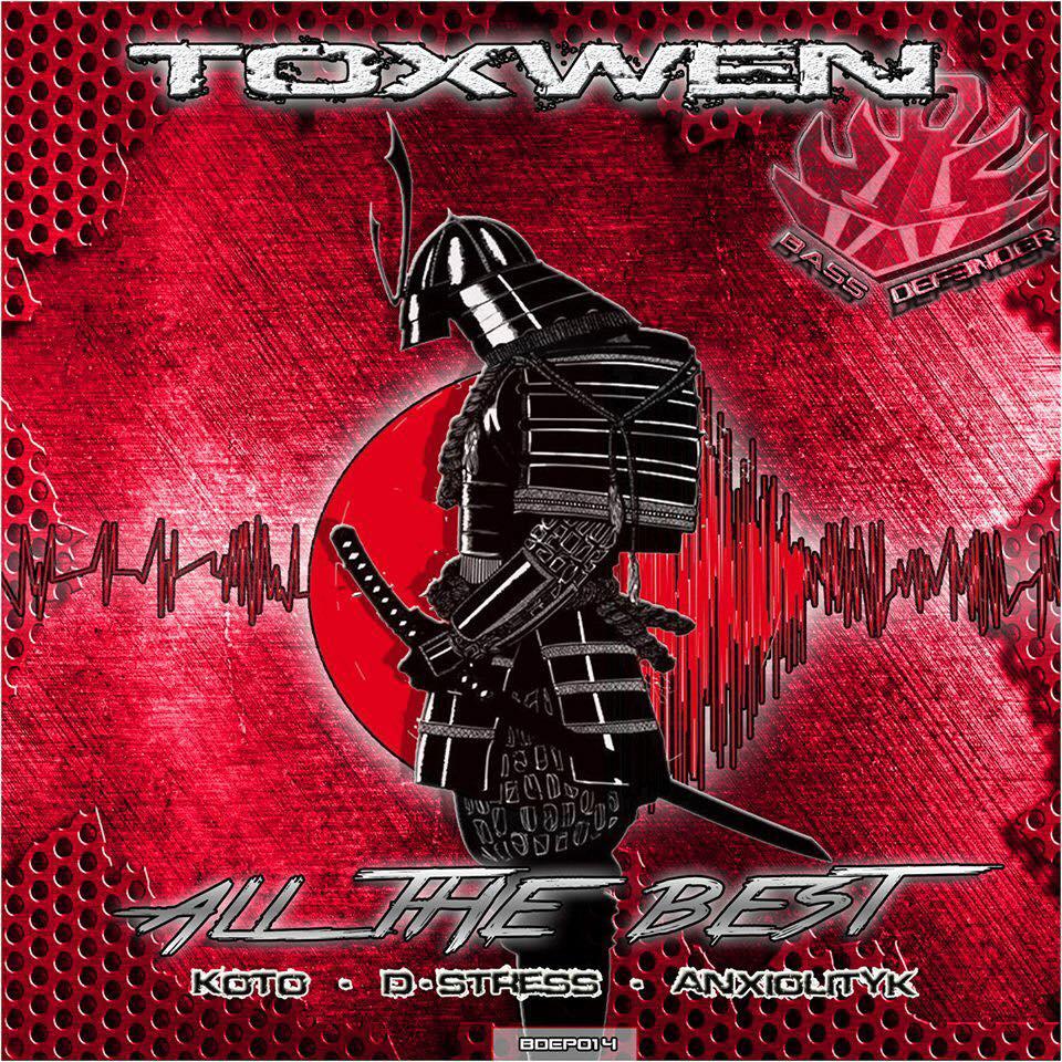 Toxwen - D-Stress (Xall remix)
