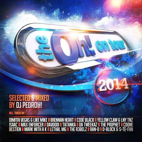 The Oh on tour 2014 CD