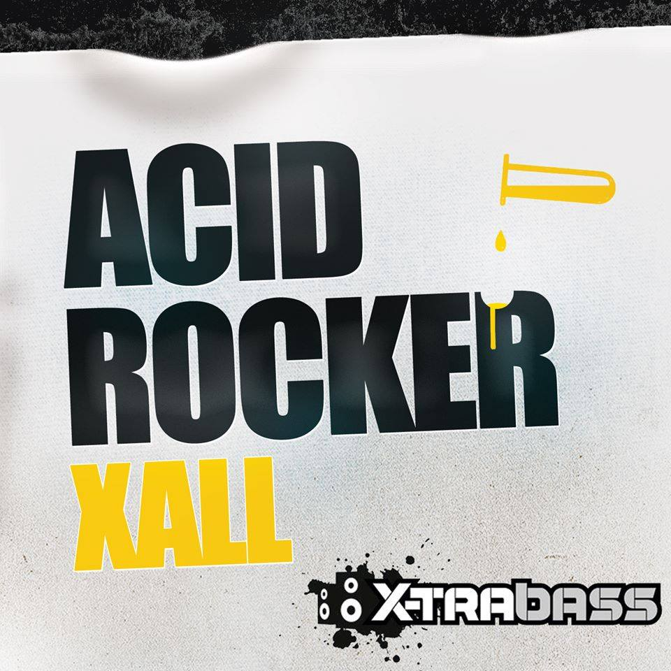 Xall Acid Rocker X-Trabass
